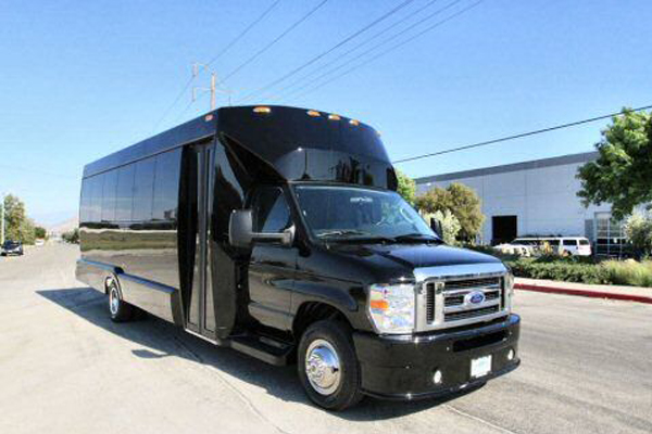 22 Passenger Party Bus Norfolk