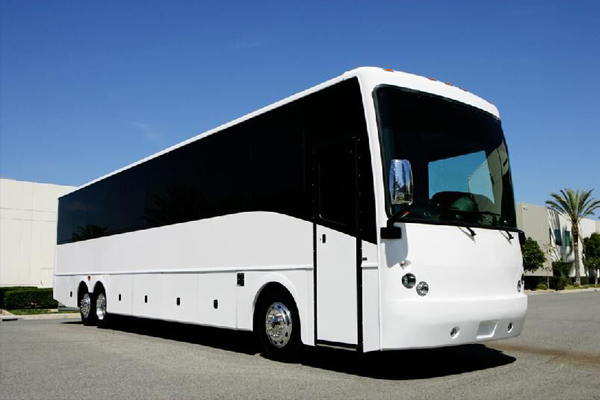 50 Passenger Charter Bus Rental Norfolk