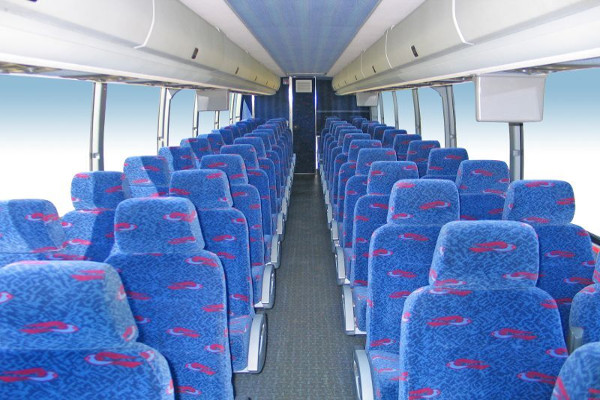 50 Person Charter Bus Rental Norfolk