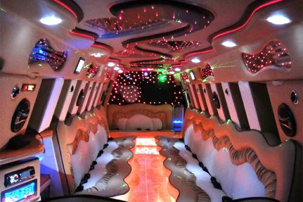 Escalade Limo Services Norfolk