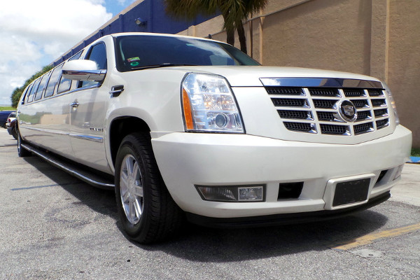 Escalade Limousine Rental Norfolk