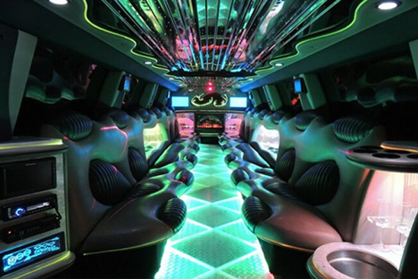 Hummer Limo Rental Norfolk