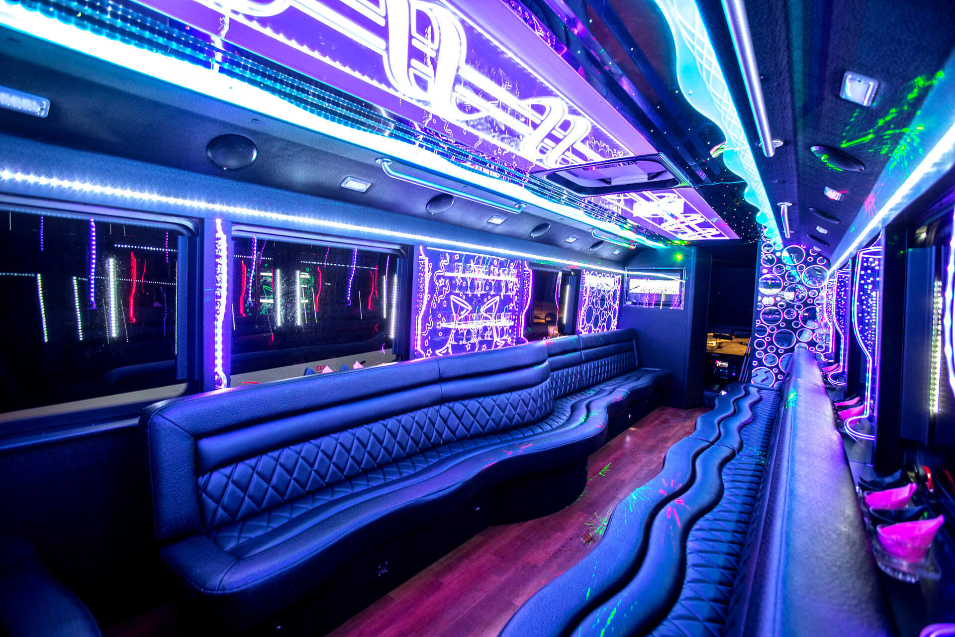 Party Bus Norfolk Rental